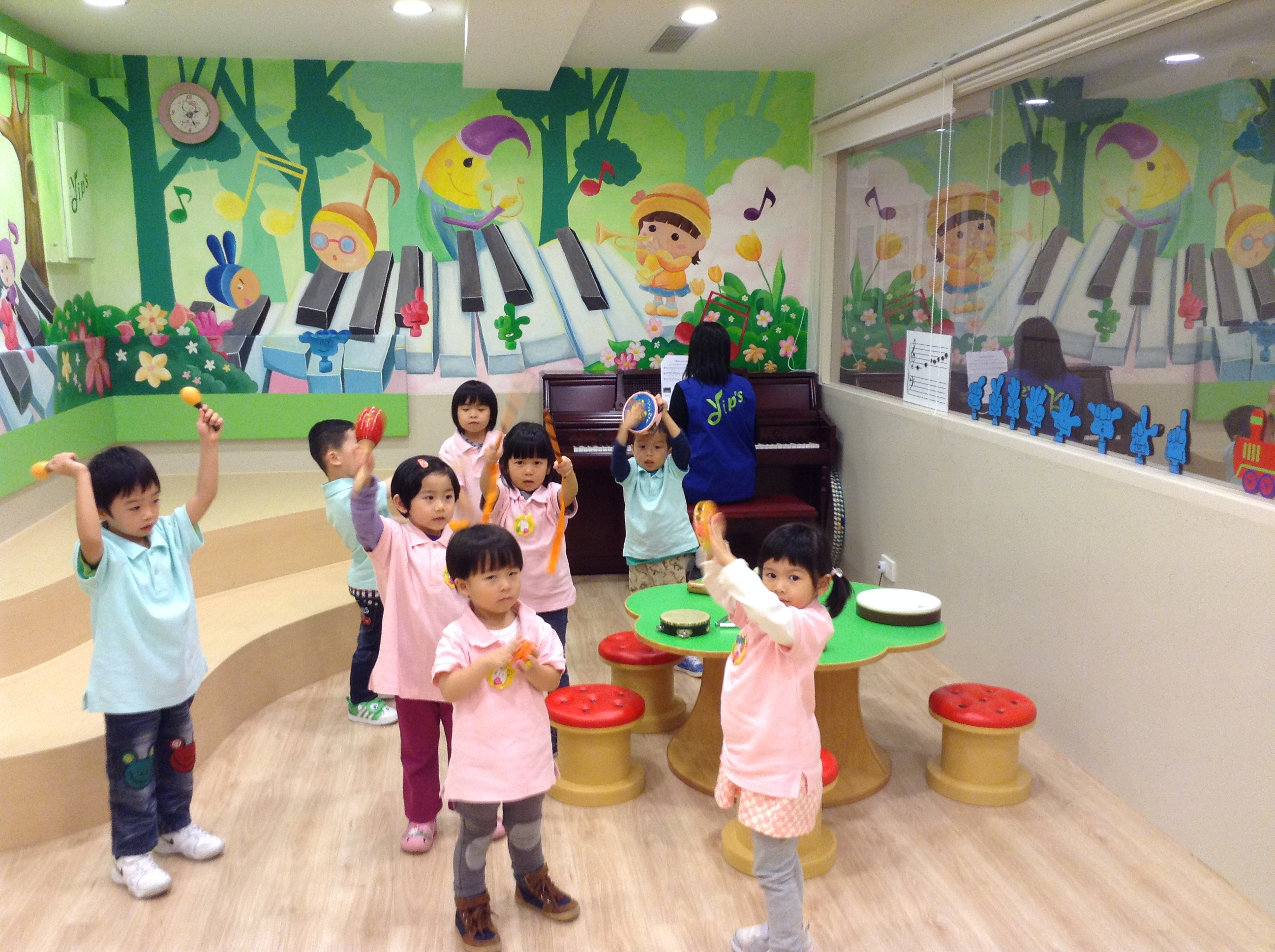 Auditions for Jan 2019 Preschool Courses (PCPS/CPS) for Kornhill Centre