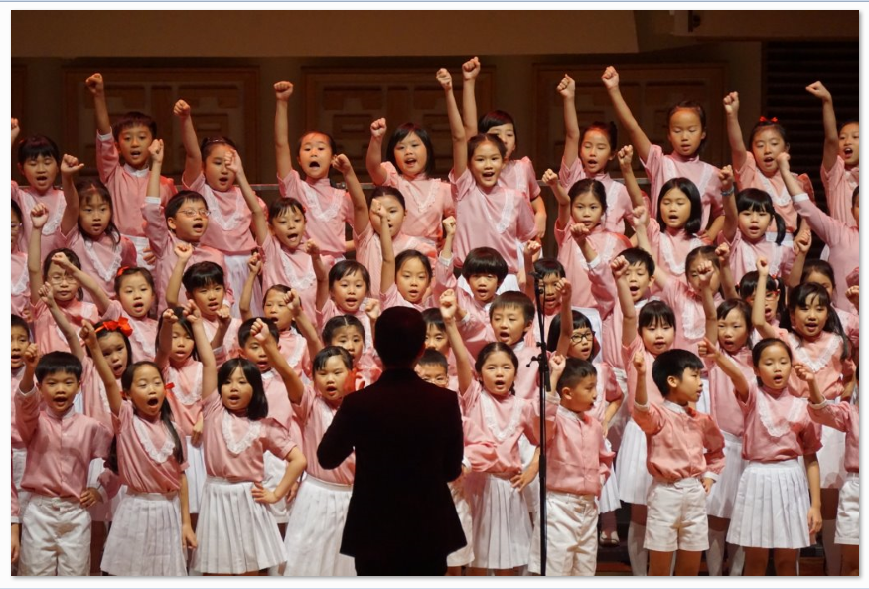 YCC Choral Division Courses - Kowloon / N.T. Auditions (Dec 8)
